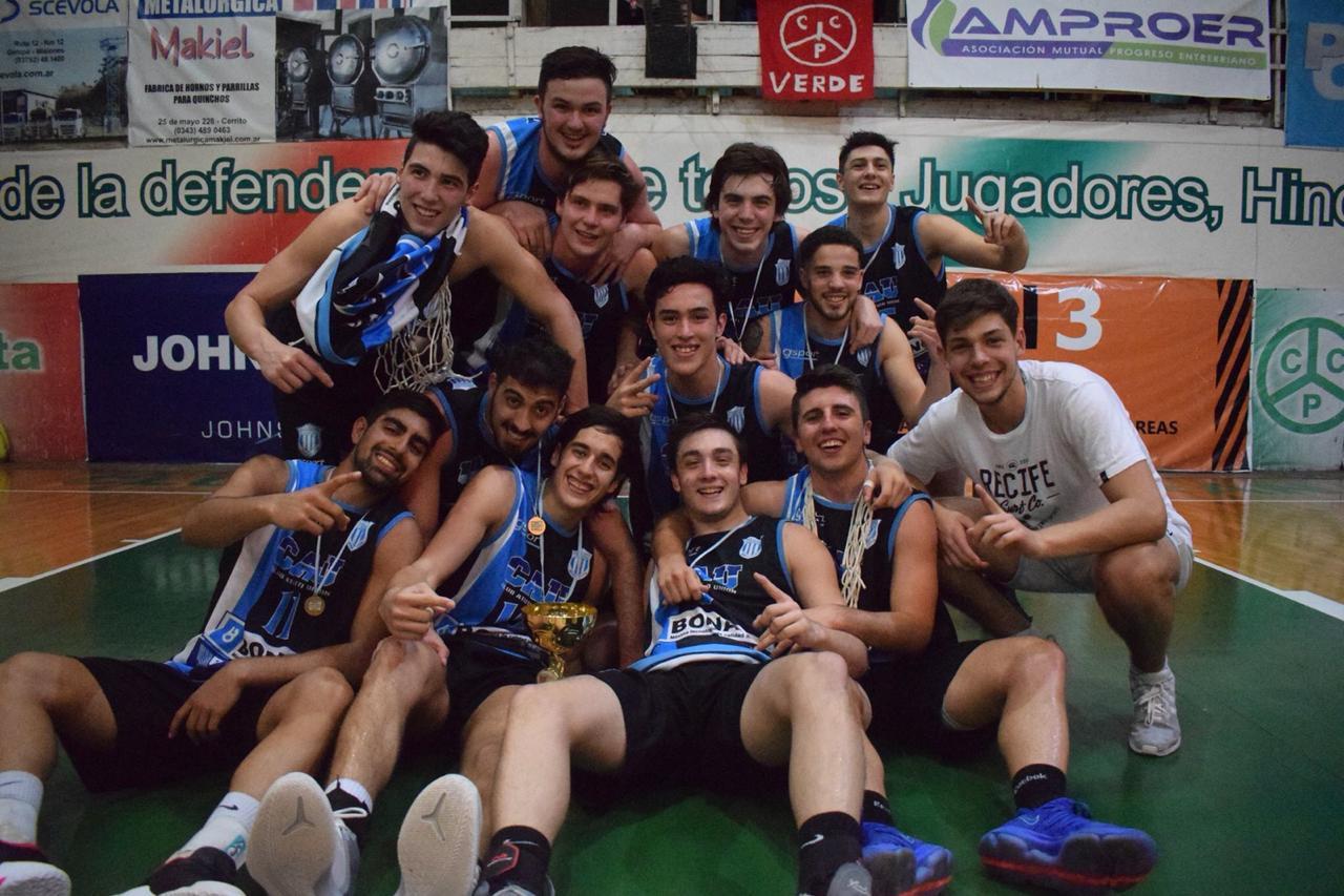 Comienza el Argentino de Clubes U19 masculino