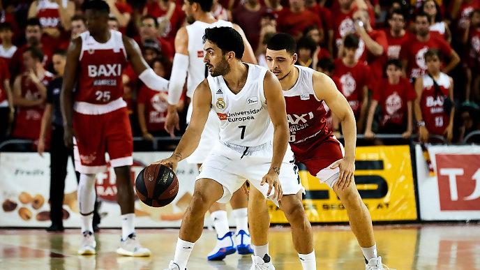 Suerte dispar para los argentinos en la ACB