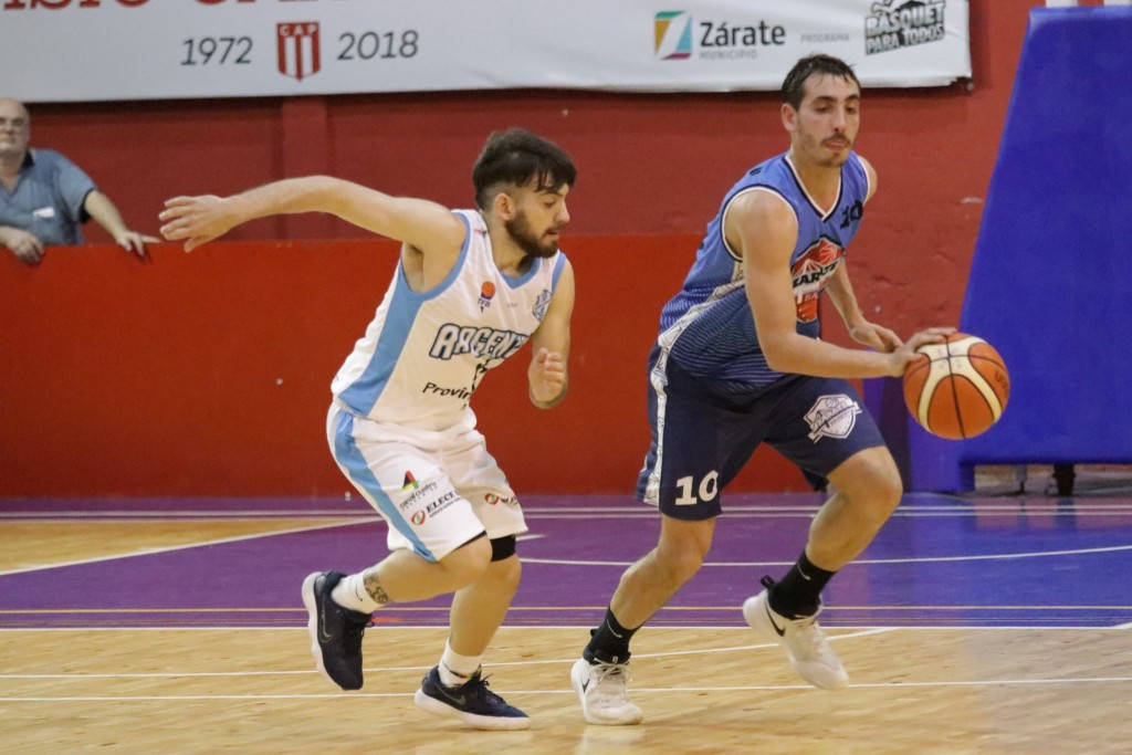 Zárate Basket recibe a Escobar en el último partido de la serie regular