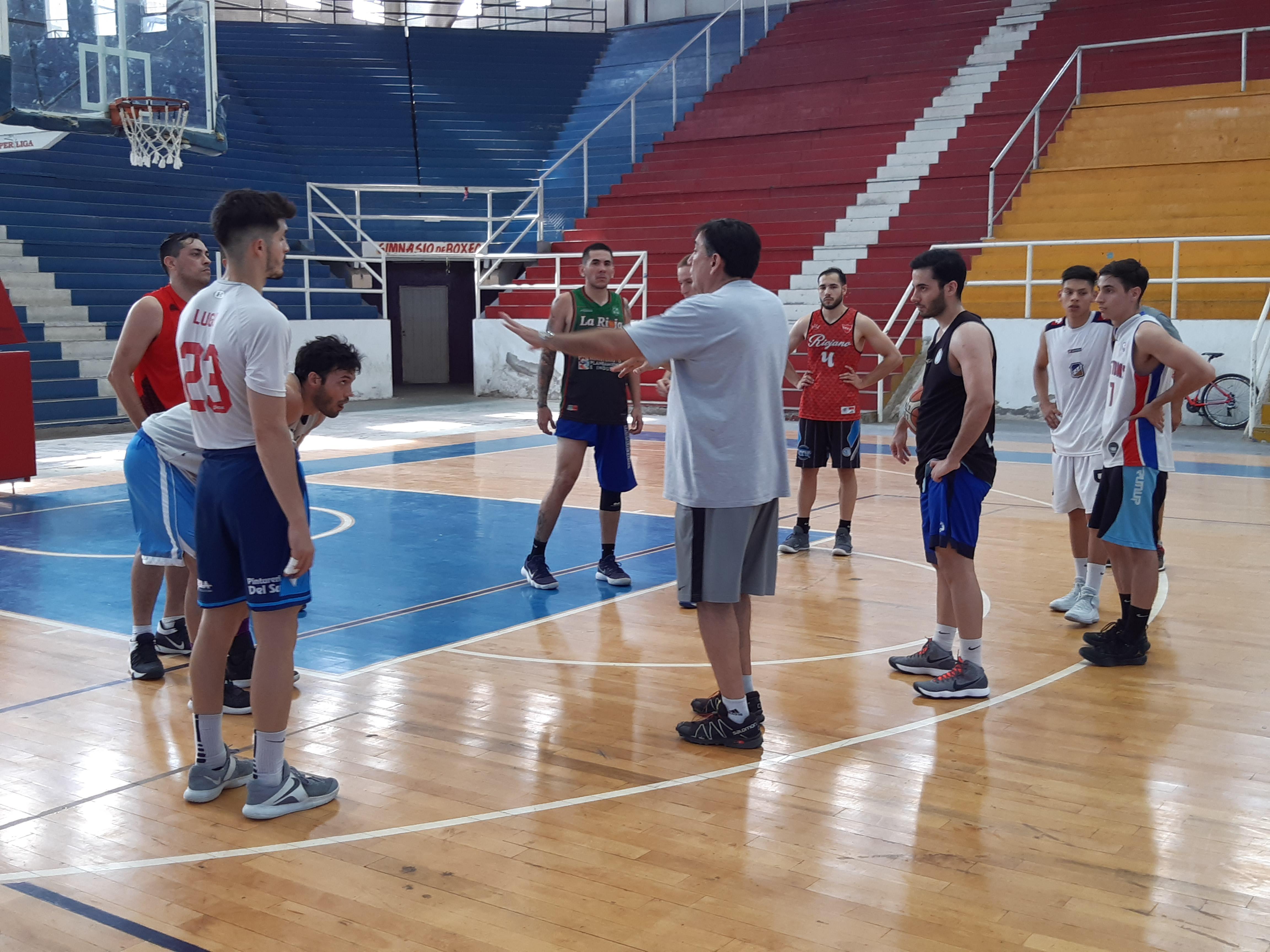 La Rioja Basket debuta como local