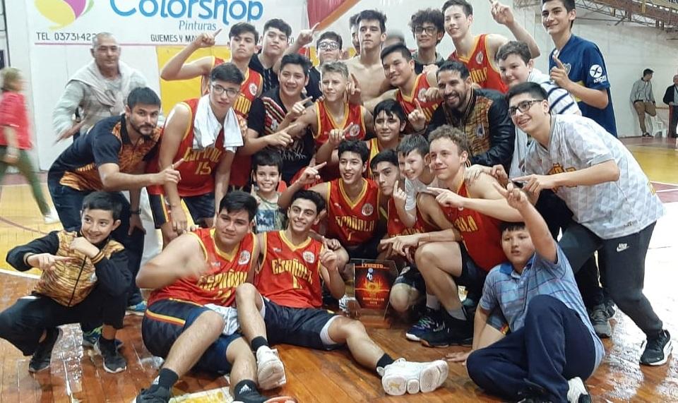 El Argentino de Clubes U15 conoce a sus cuatro finalistas
