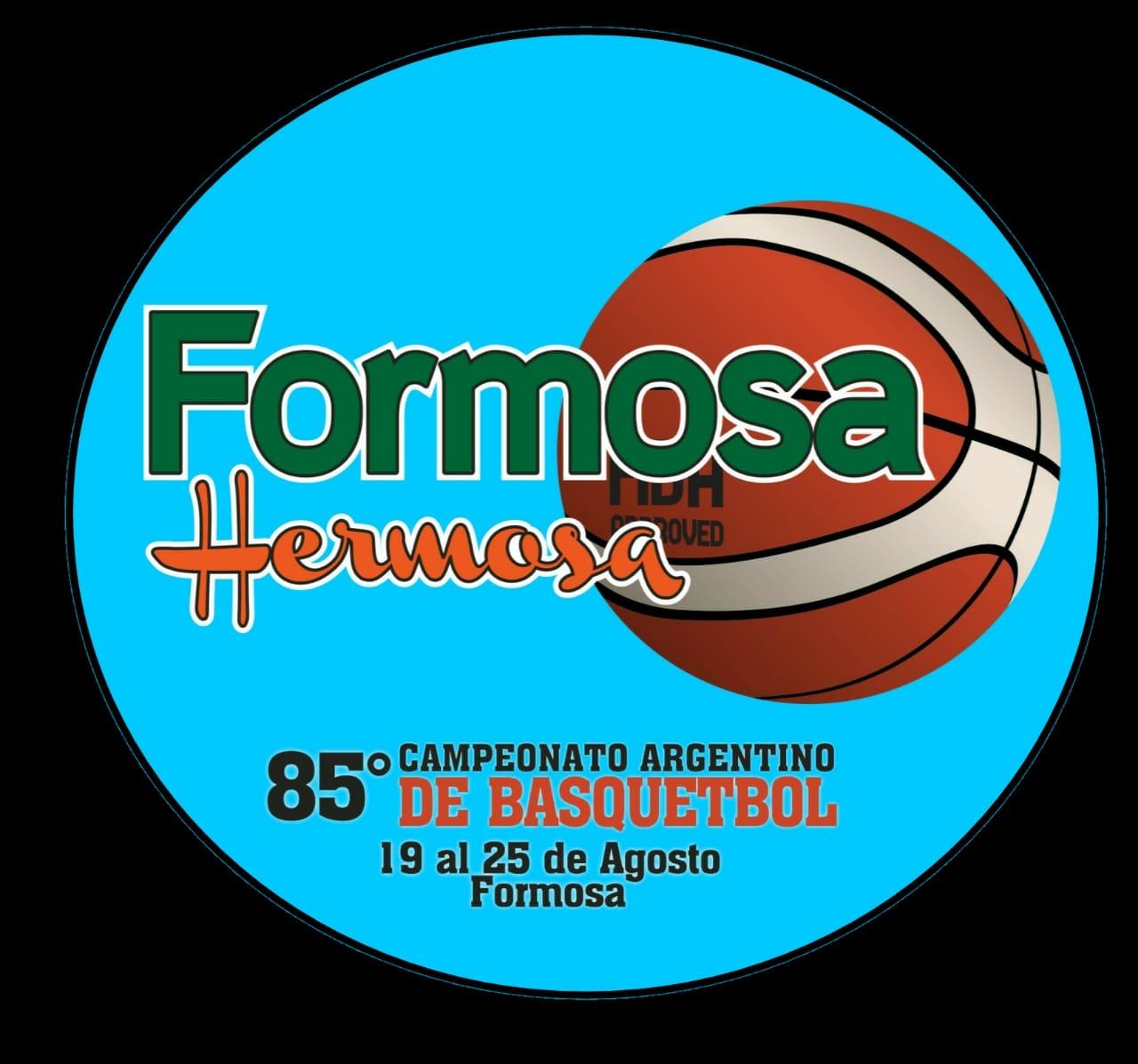 Formosa recibe el 85º Argentino de Selecciones Mayores