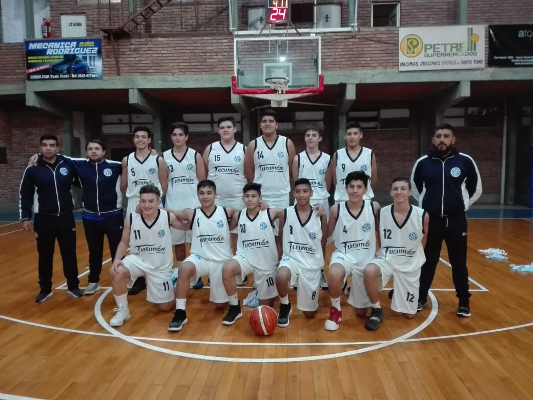 En otra jornada vibrante, finalizó la fase regular del Argentino U15