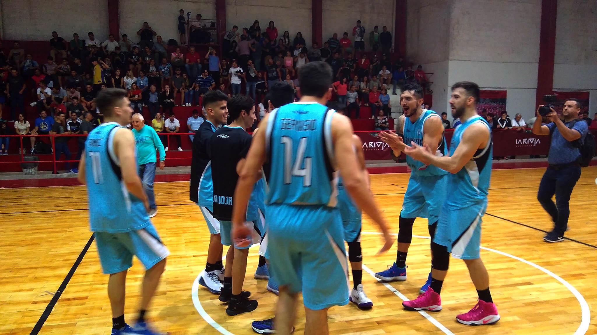 San Martín triunfó y habrá quinto juego