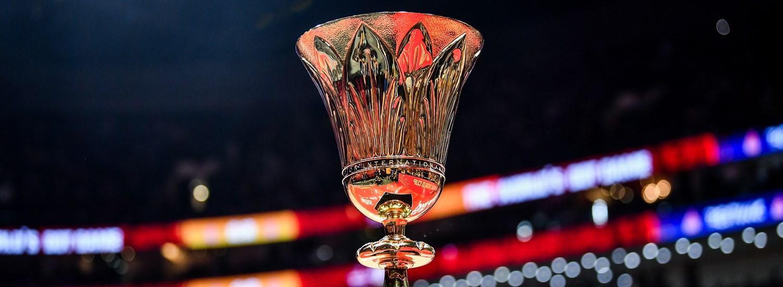 Se establecen las fechas para la Copa del Mundo FIBA 2023