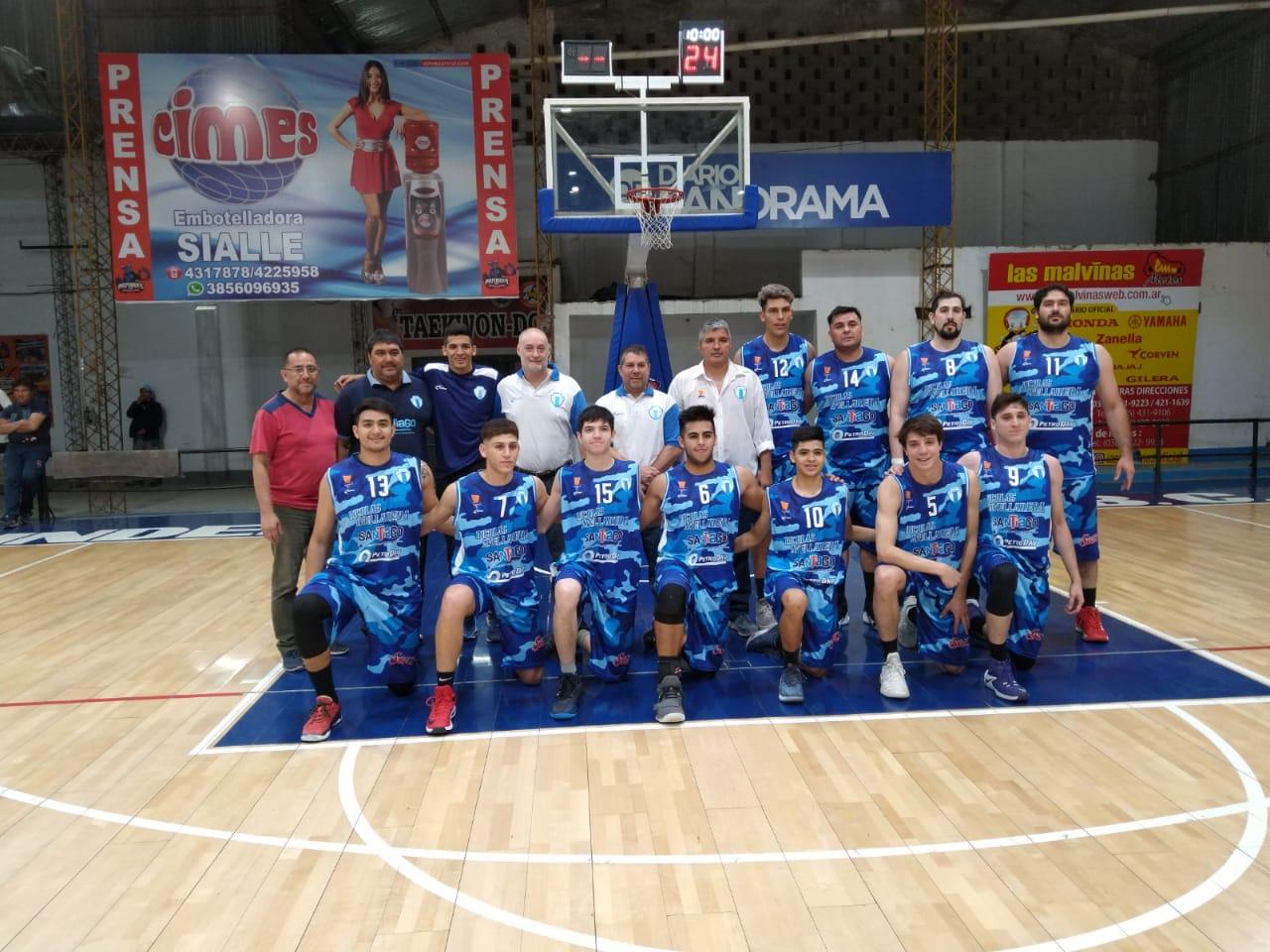 Nicolás Avellaneda metió el tercer triunfo consecutivo