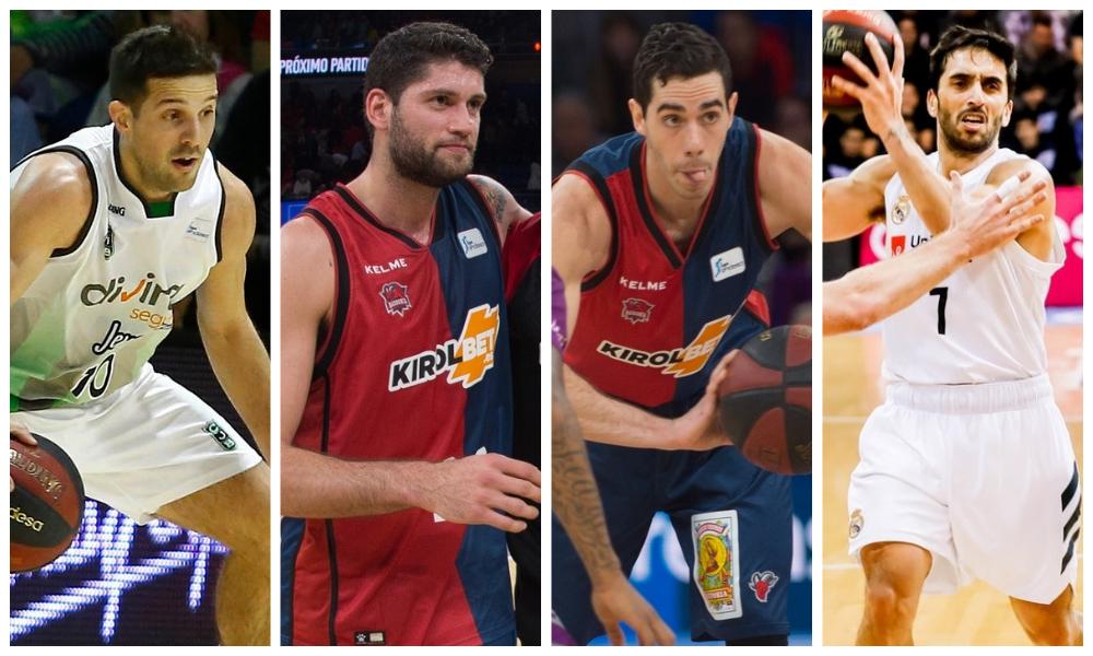 Laprovittola, Garino, Vildoza y Campazzo brillaron en otra fecha ACB