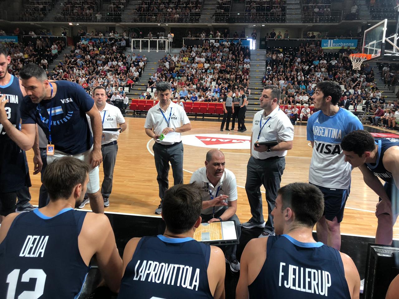 Argentina se reencontró con la victoria