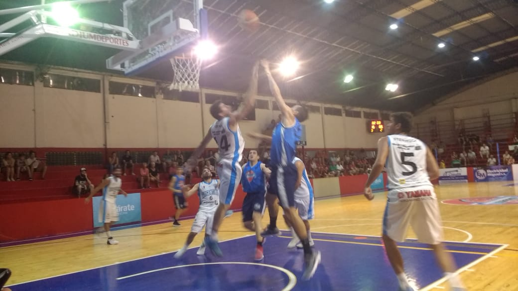 Zárate Basket ganó y vuelve a ilusionarse