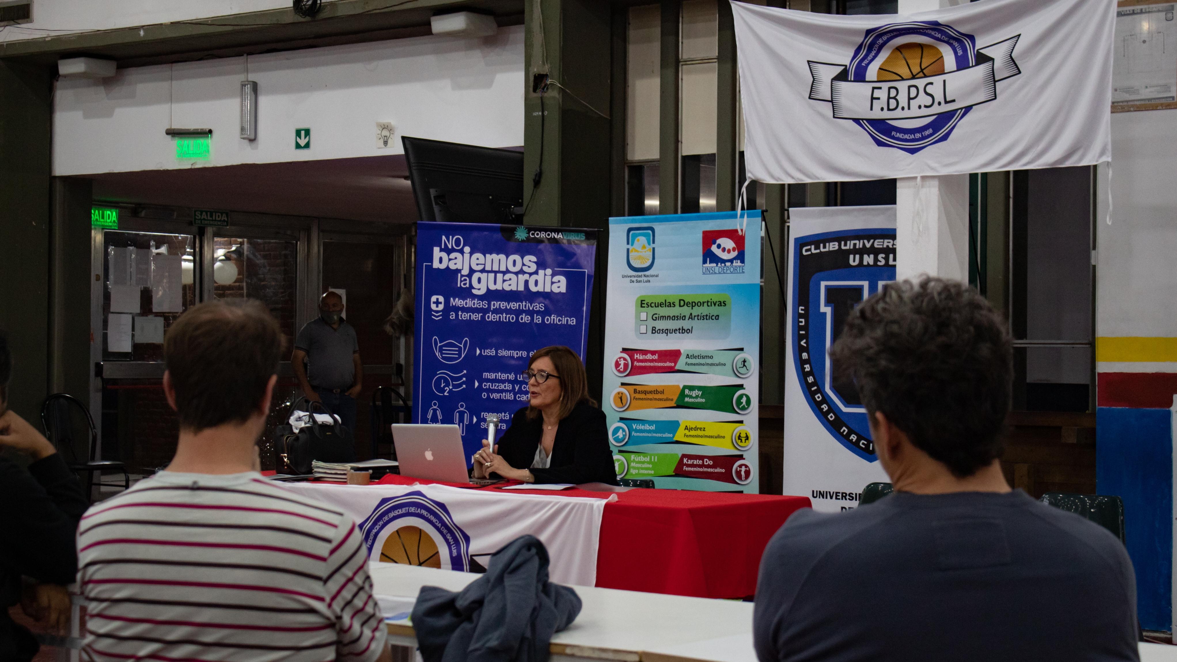 San Luis: concluyó con éxito la normalización y la Federación tiene nuevo presidente