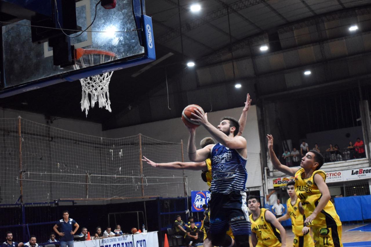 Belgrano CyD ganó y se afianza arriba