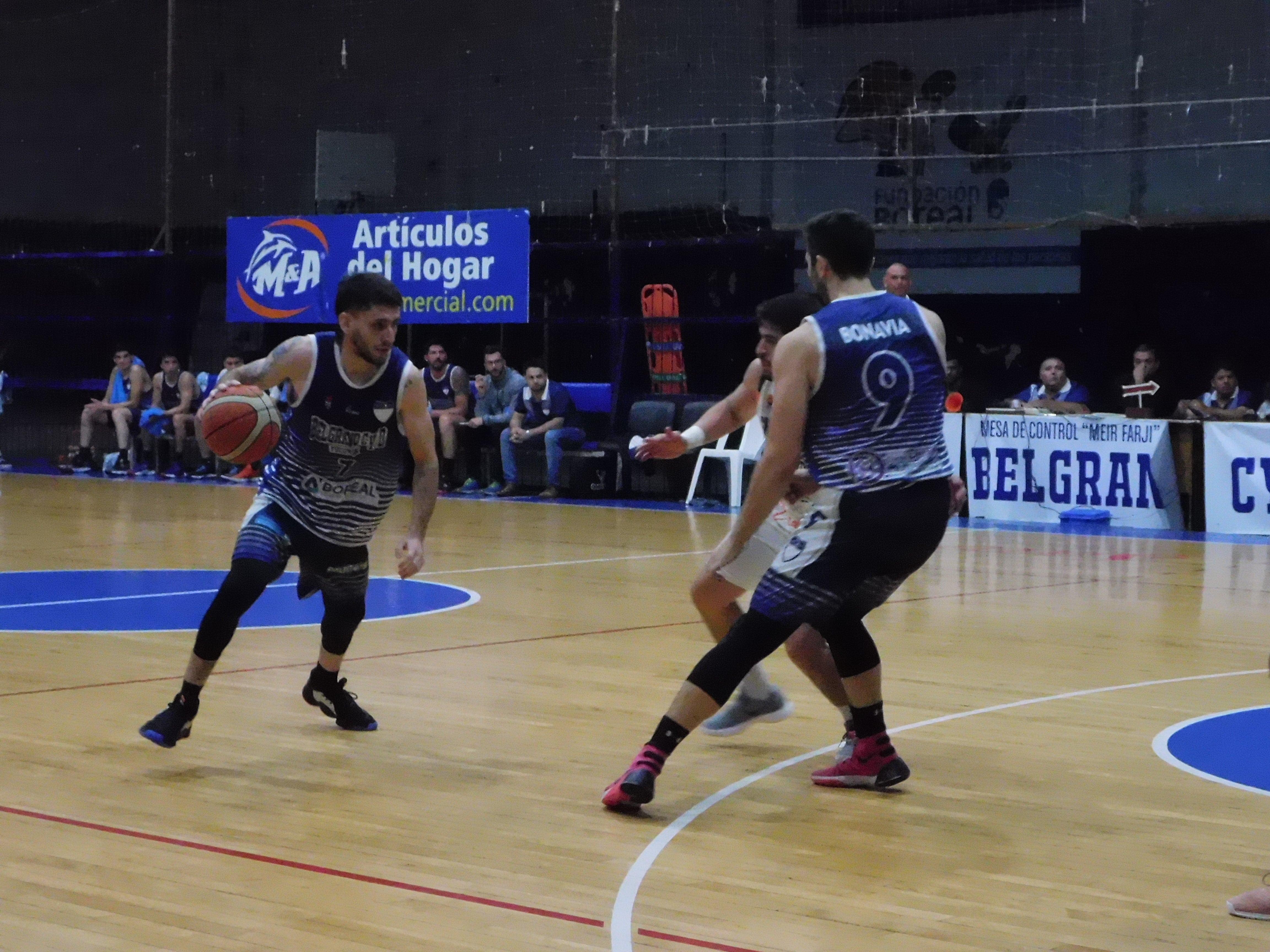 Belgrano logró un triunfo vital ante Tribuno