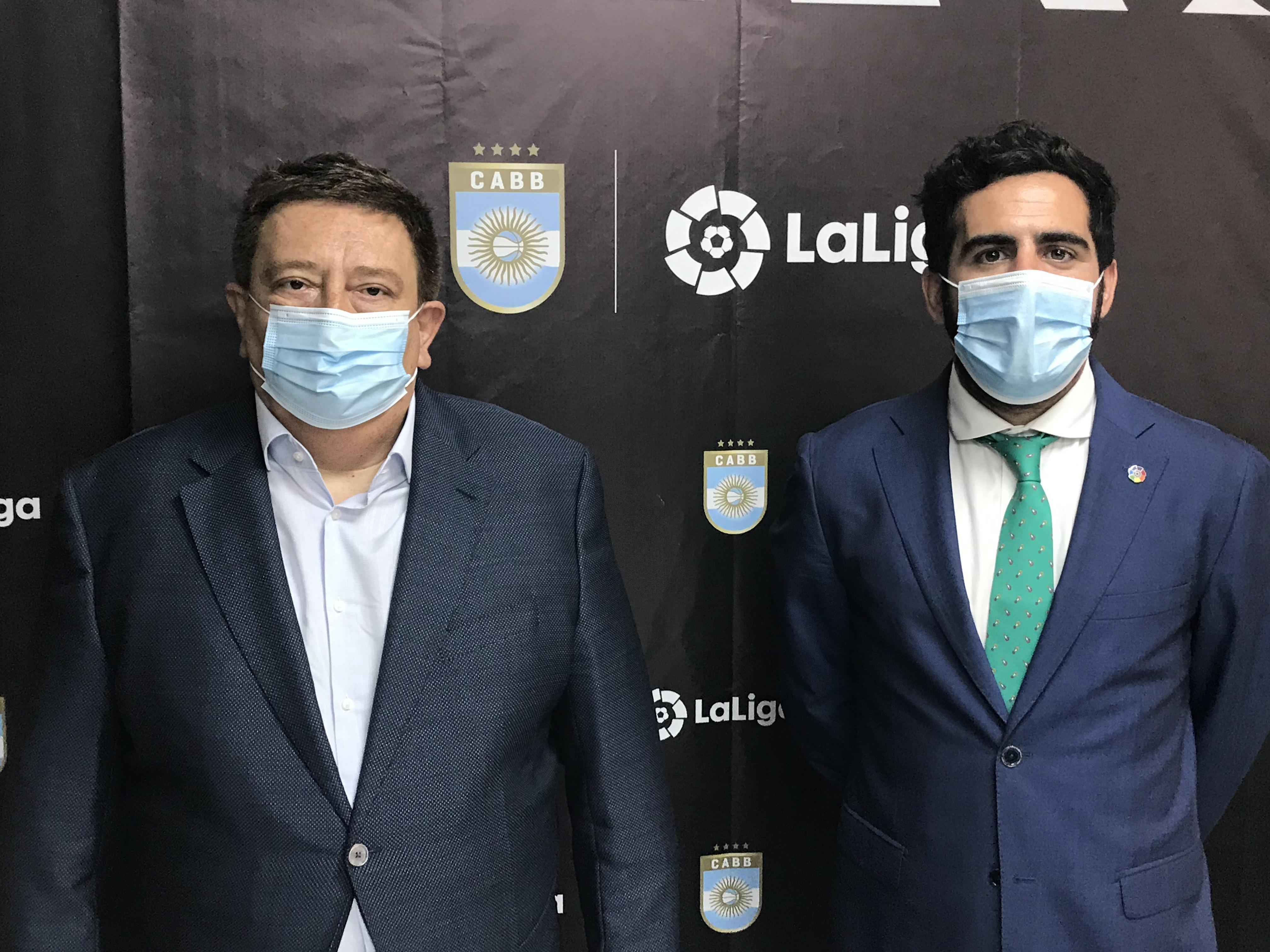 Los detalles del acuerdo con LaLiga de fútbol de España