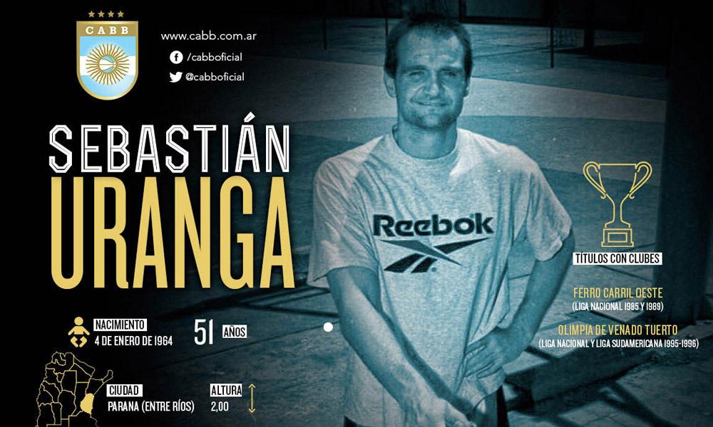 Especiales: Sebastián Uranga