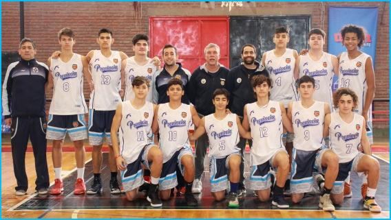 Seis invictos y dos sorpresas entre los ocho mejores del Argentino U15