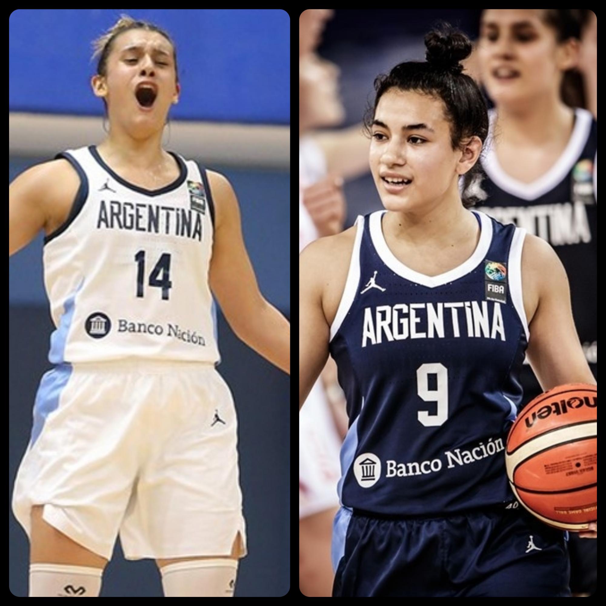 Acevedo y Chagas, invitadas a un nuevo Campus NBA