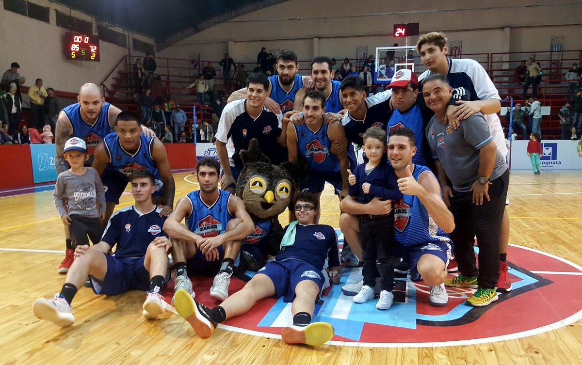 Zárate Basket ganó y se puso al frente en la serie con Ferro de Madryn