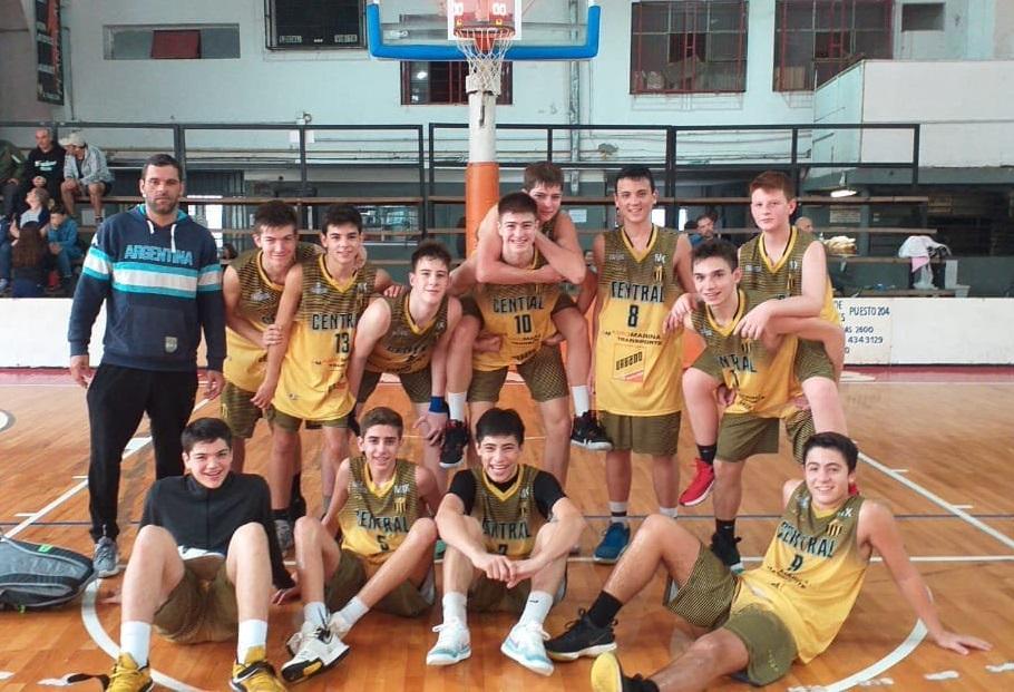 Locales invictos tras la primera fecha del Argentino De Clubes U15