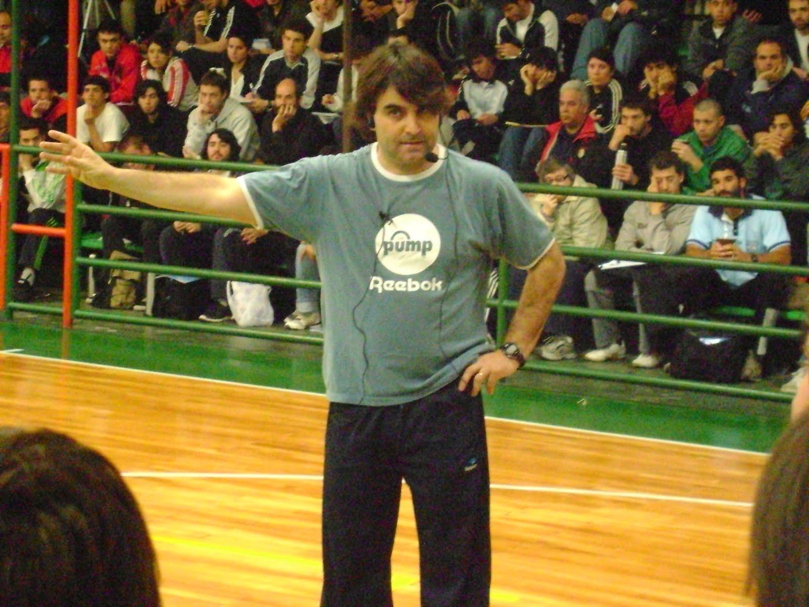Juan Lofrano se suma como coordinador del Departamento de Mini Básquetbol