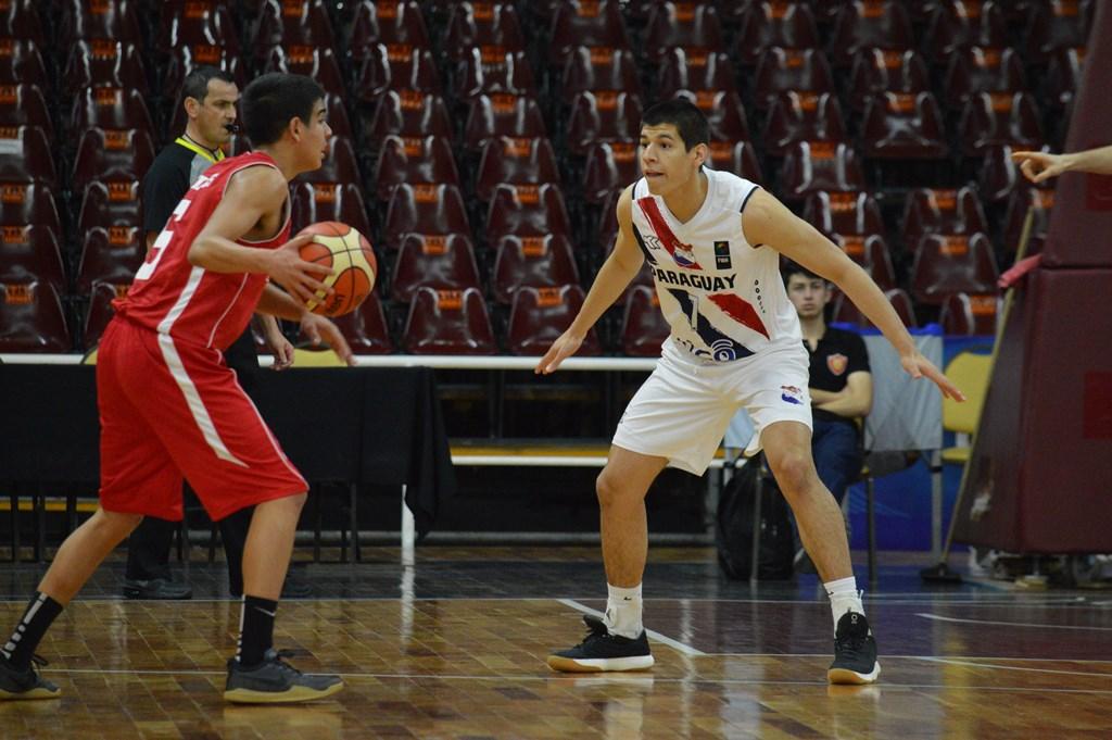 En un vibrante partido, Perú se quedó con el quinto puesto