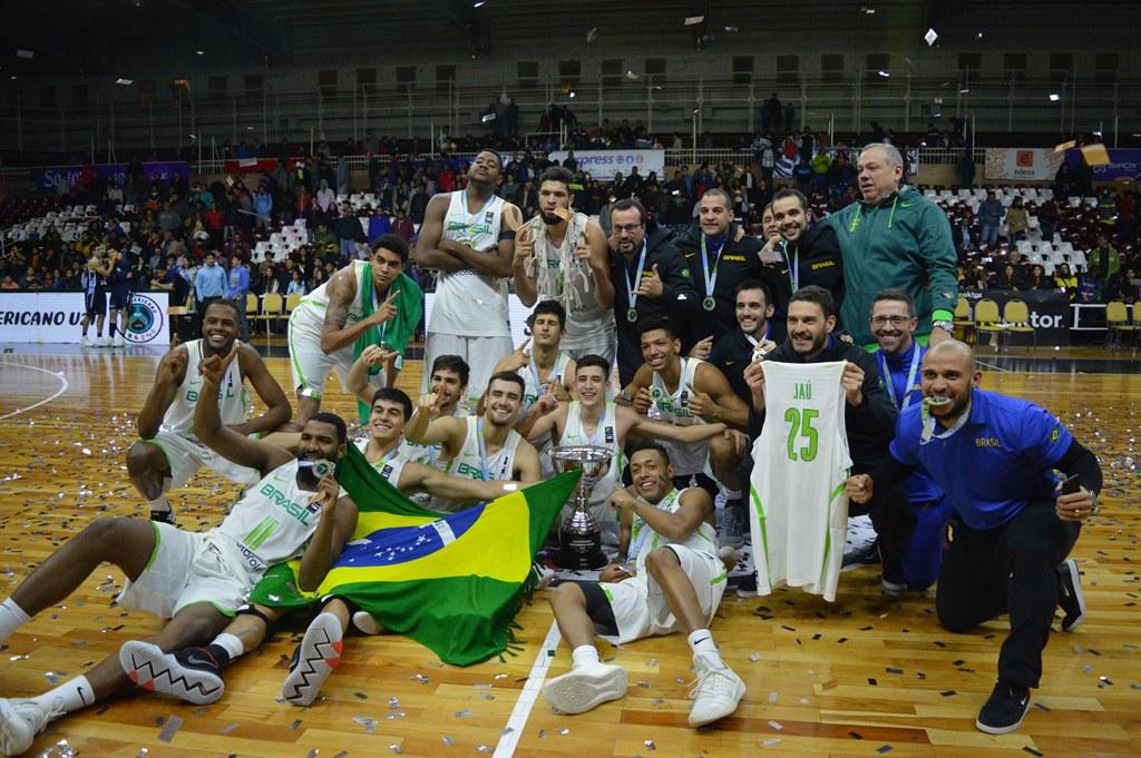 Brasil es el primer campeón sudamericano U21