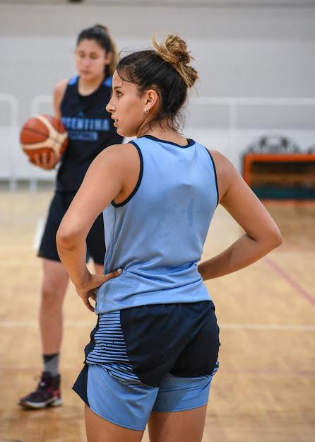 """Agustina Marín y la U18: """"Nos sentimos gigantes"""""""