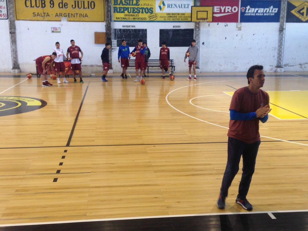 Finalizó la clínica gratuita para entrenadores en el marco del Sudamericano U21