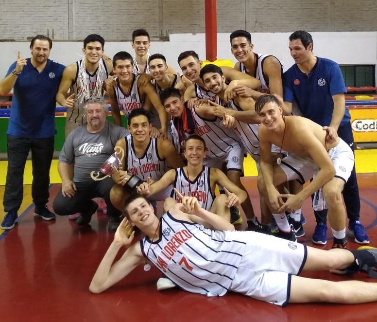 San Lorenzo dio el batacazo y se consagró campeón del Argentino de Clubes U17