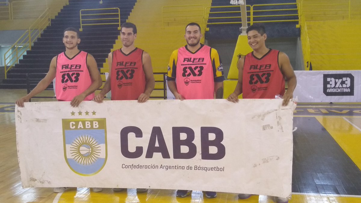 Puerto Madryn inauguró un nuevo año del Tour Argentino de 3x3