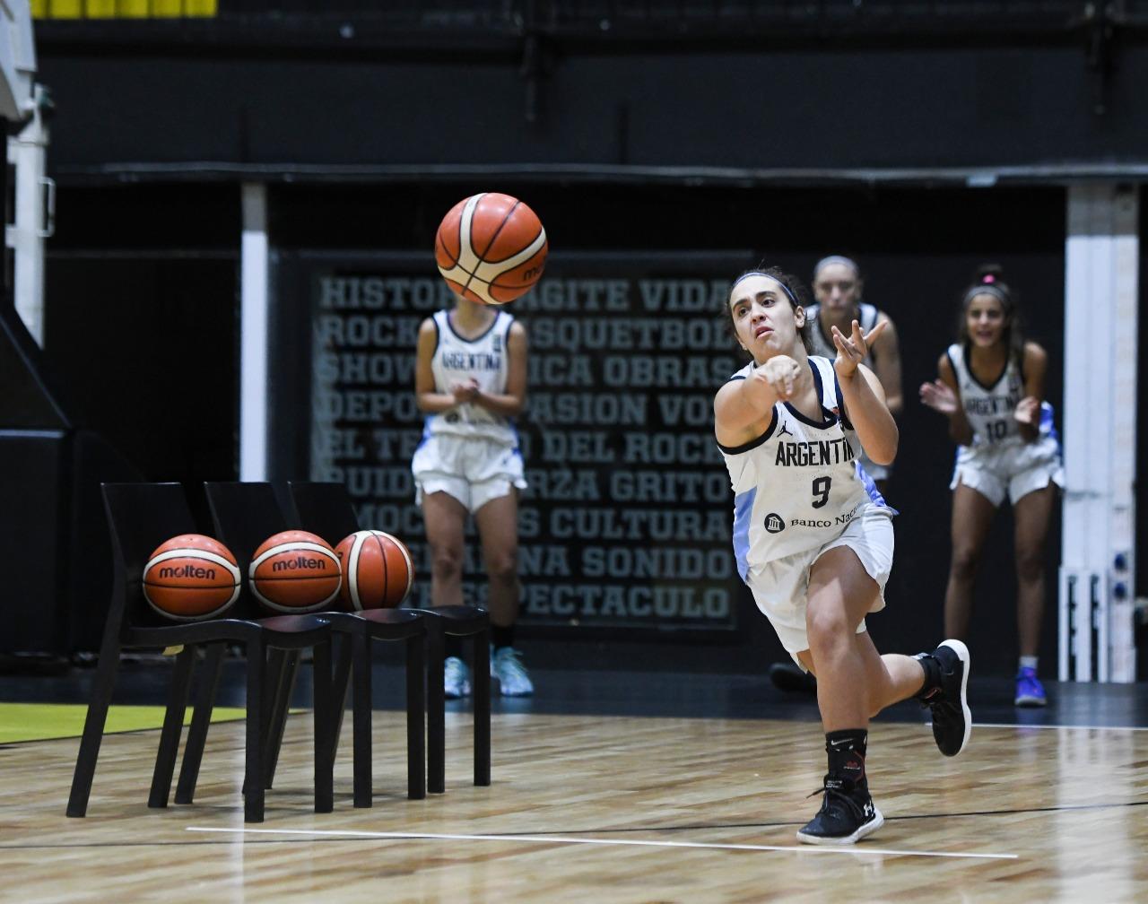 Todo listo para la Fase Mundial del FIBA U15 Skills Challenge