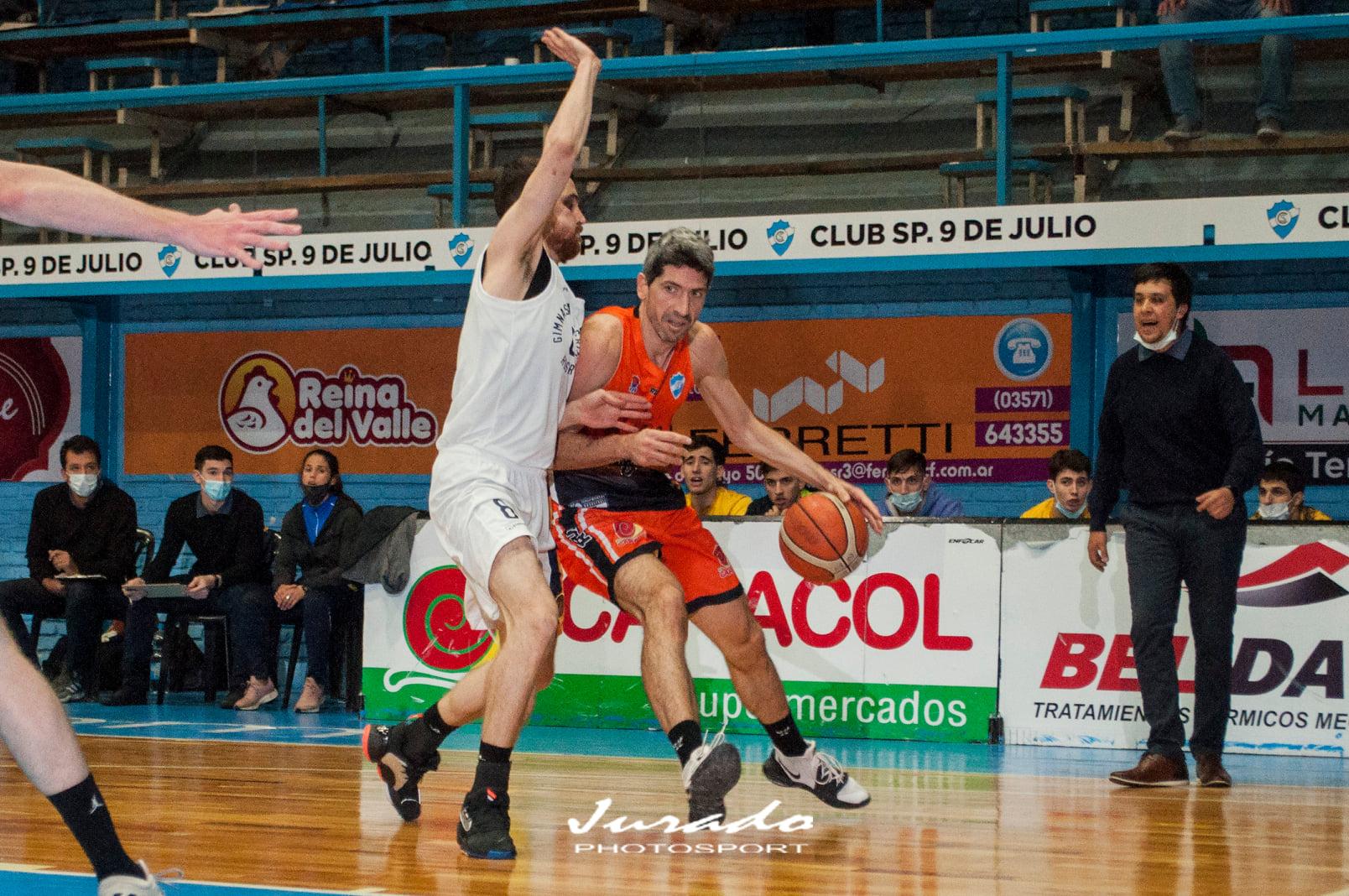 Martín Melo, el balance de Nueve en el Torneo Federal