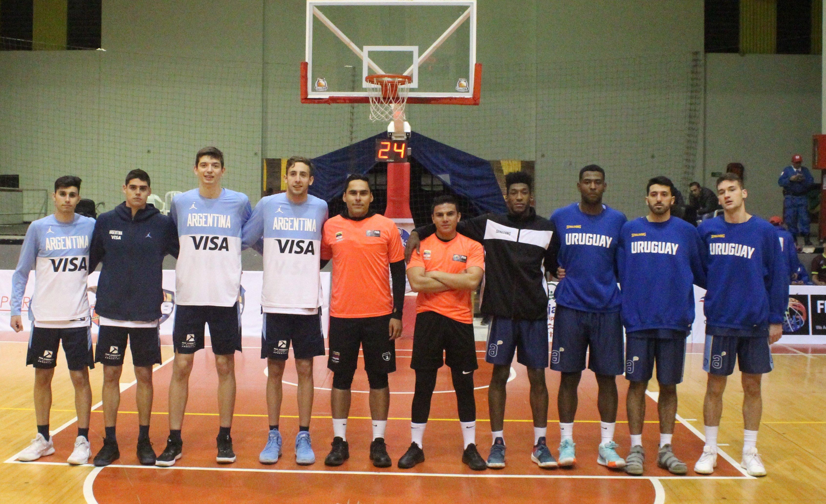 Argentina finalizó cuarta en el 3x3 del Sudamericano U21