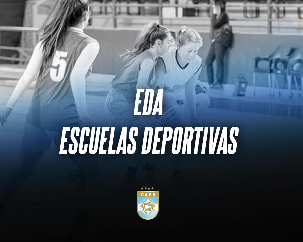 Se presentaron las Escuelas Deportivas Argentinas