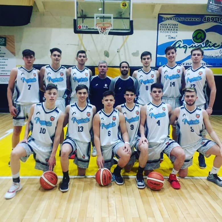 Cruces confirmados en el Argentino U17 masculino