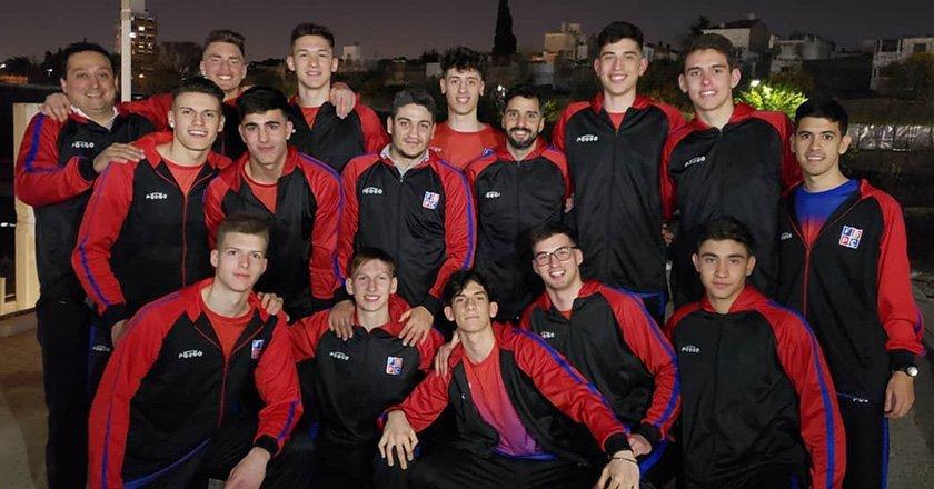 El Argentino U17 masculino vivió su día más glorioso