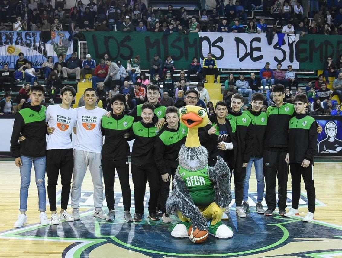 Comienzan las semifinales del Argentino de Clubes U15