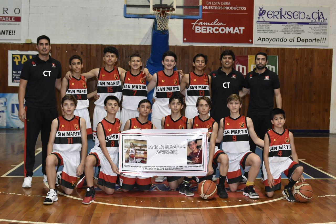 Definidos los 16 semifinalistas del Argentino de Clubes U13