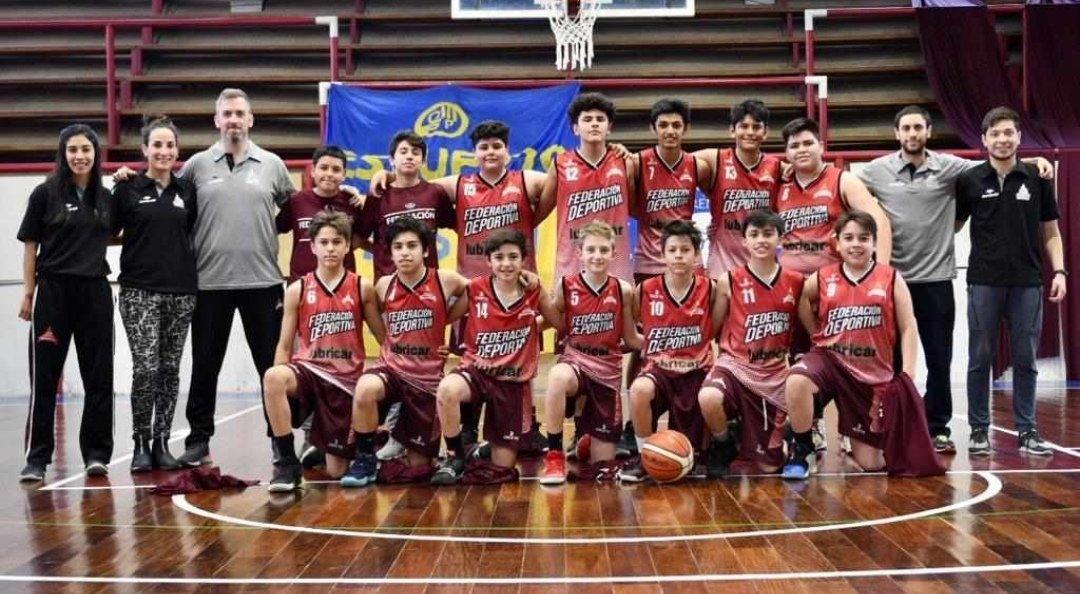 Comodoro Rivadavia recibe el último fin de semana del Argentino de Clubes