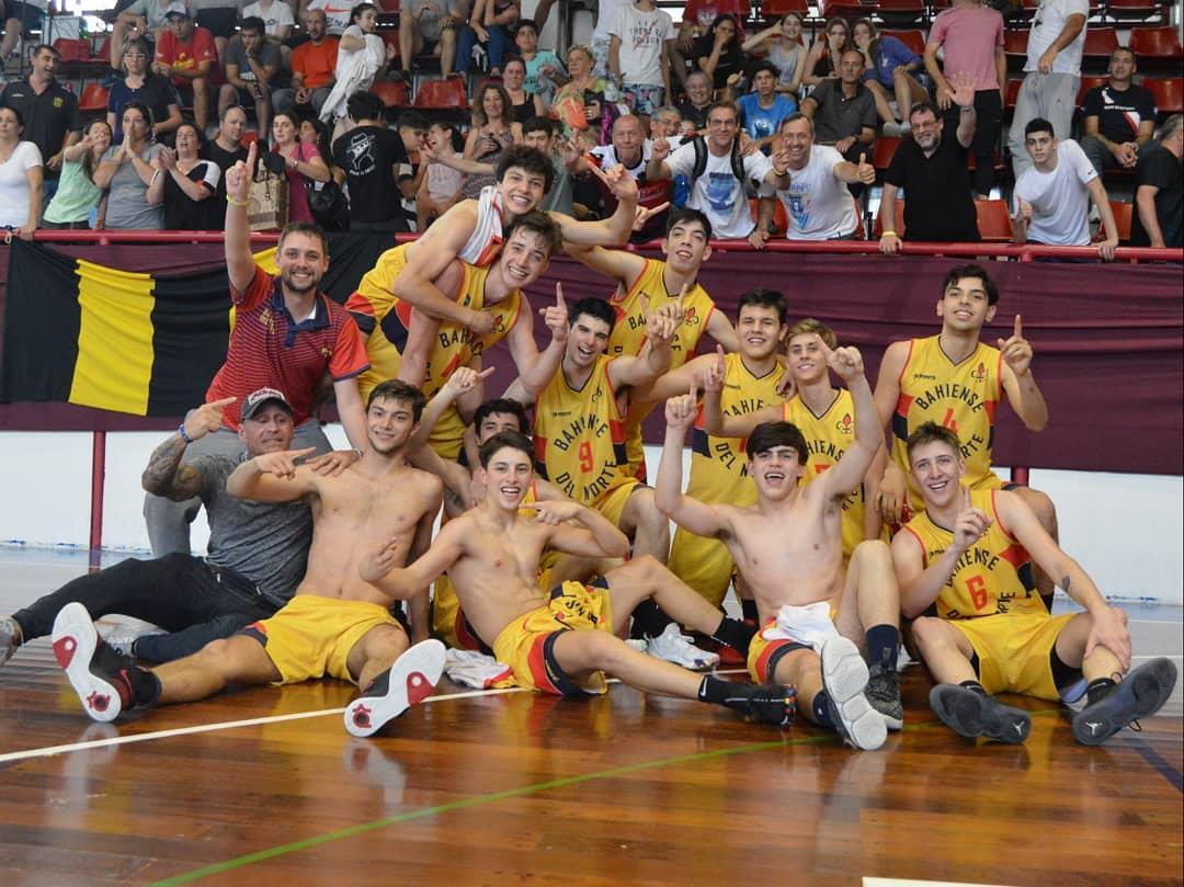 Bahiense del Norte es el campeón del Argentino De Clubes U17