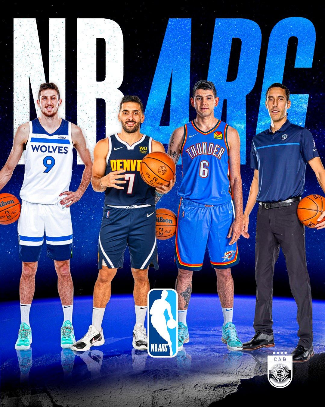 Comenzó la NBA: ¿Qué esperar de los argentinos esta temporada?