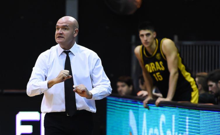 Gregorio Martínez nuevo entrenador de la selección femenina