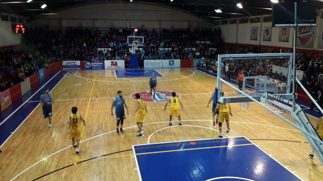 Zárate Basket confirmó su plantel