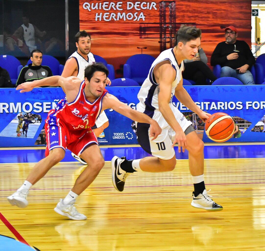 Gran arranque del Campeonato Argentino de Mayores