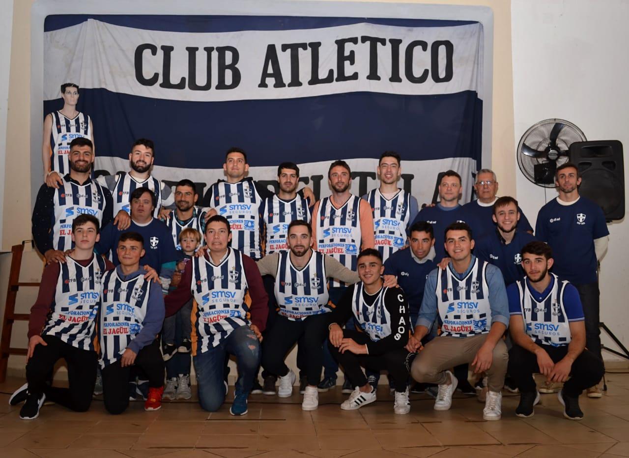 Atlético Tala se presentó en sociedad