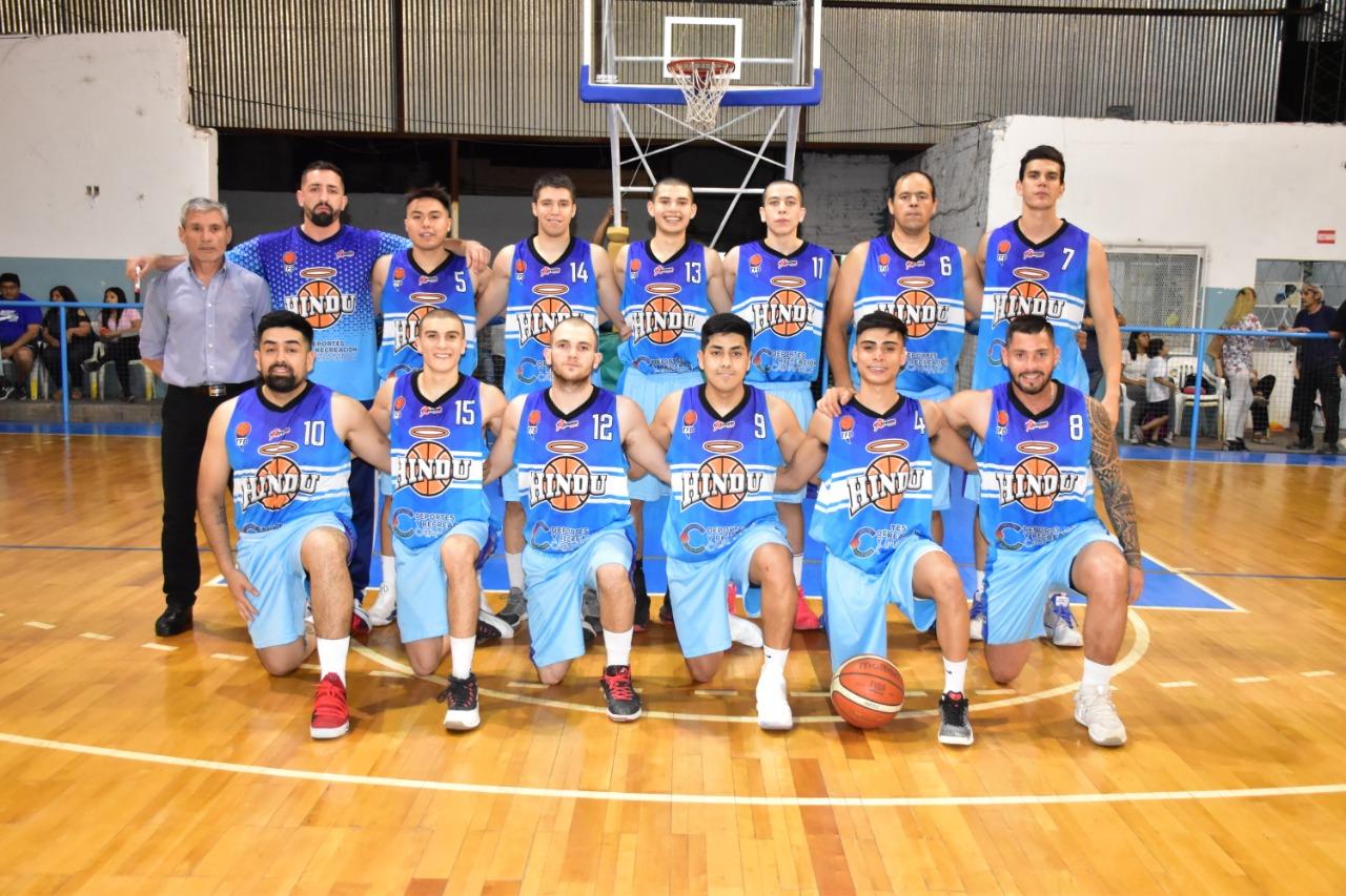 Hindú no pudo con La Rioja Basket