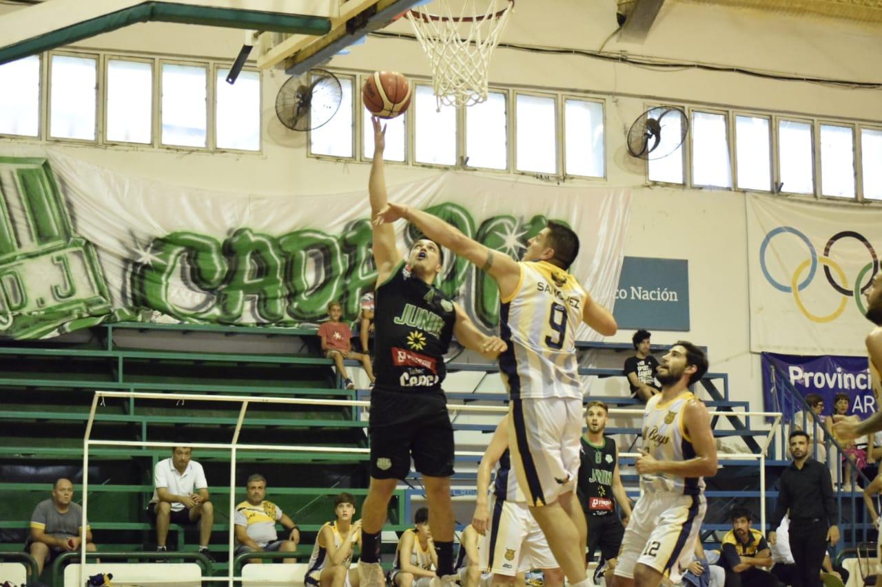 El Auriazul ganó en Mendoza