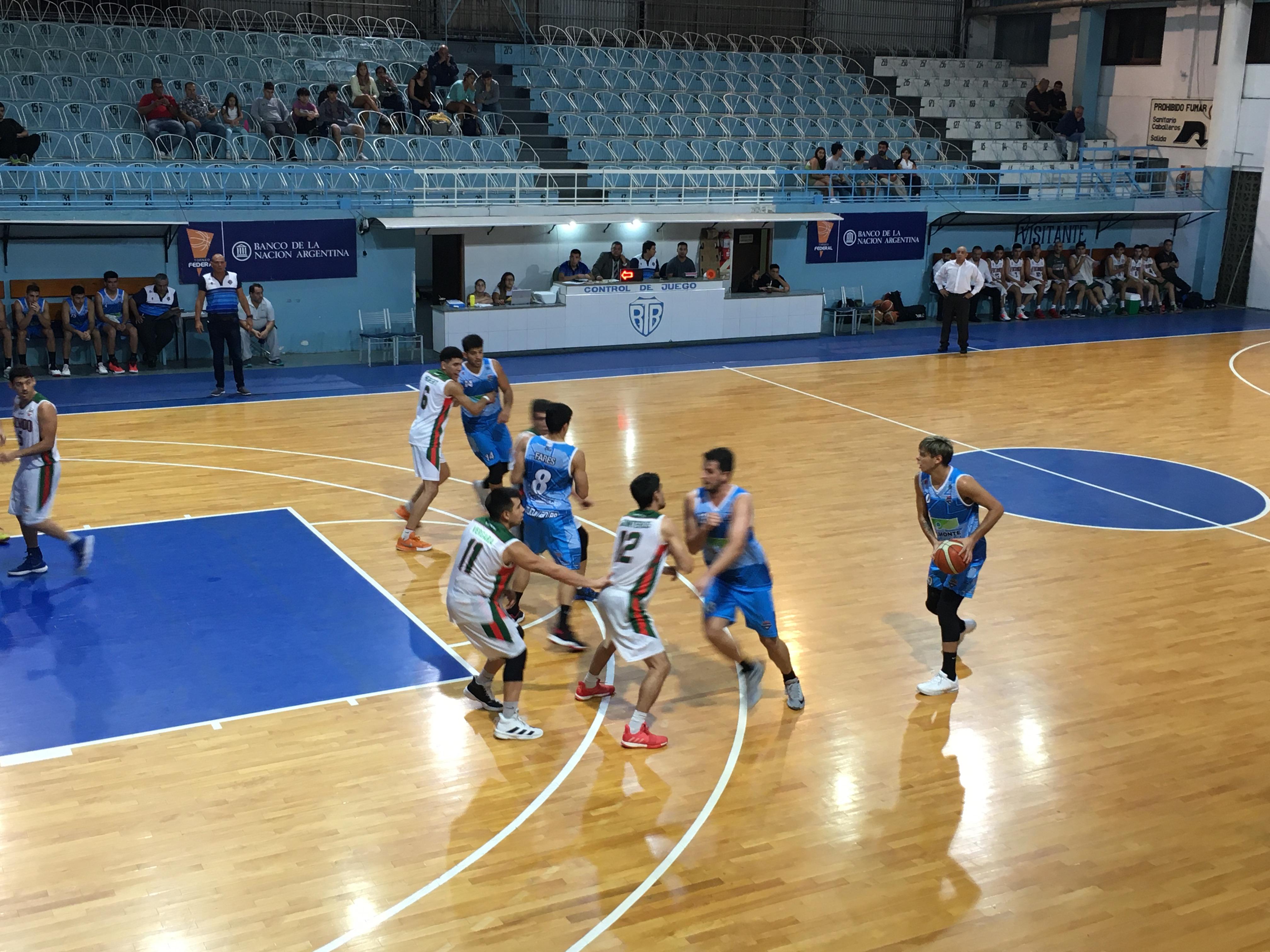 Gran victoria de Tucumán Basquet sobre Facundo