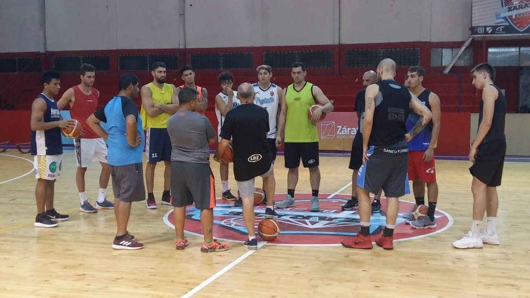 Zárate Basket confirmó nuevo DT y dos nuevos jugadores