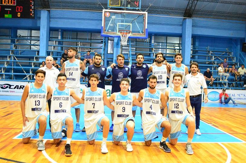 Sport Club se llevó un trabajado triunfo de Río Tercero