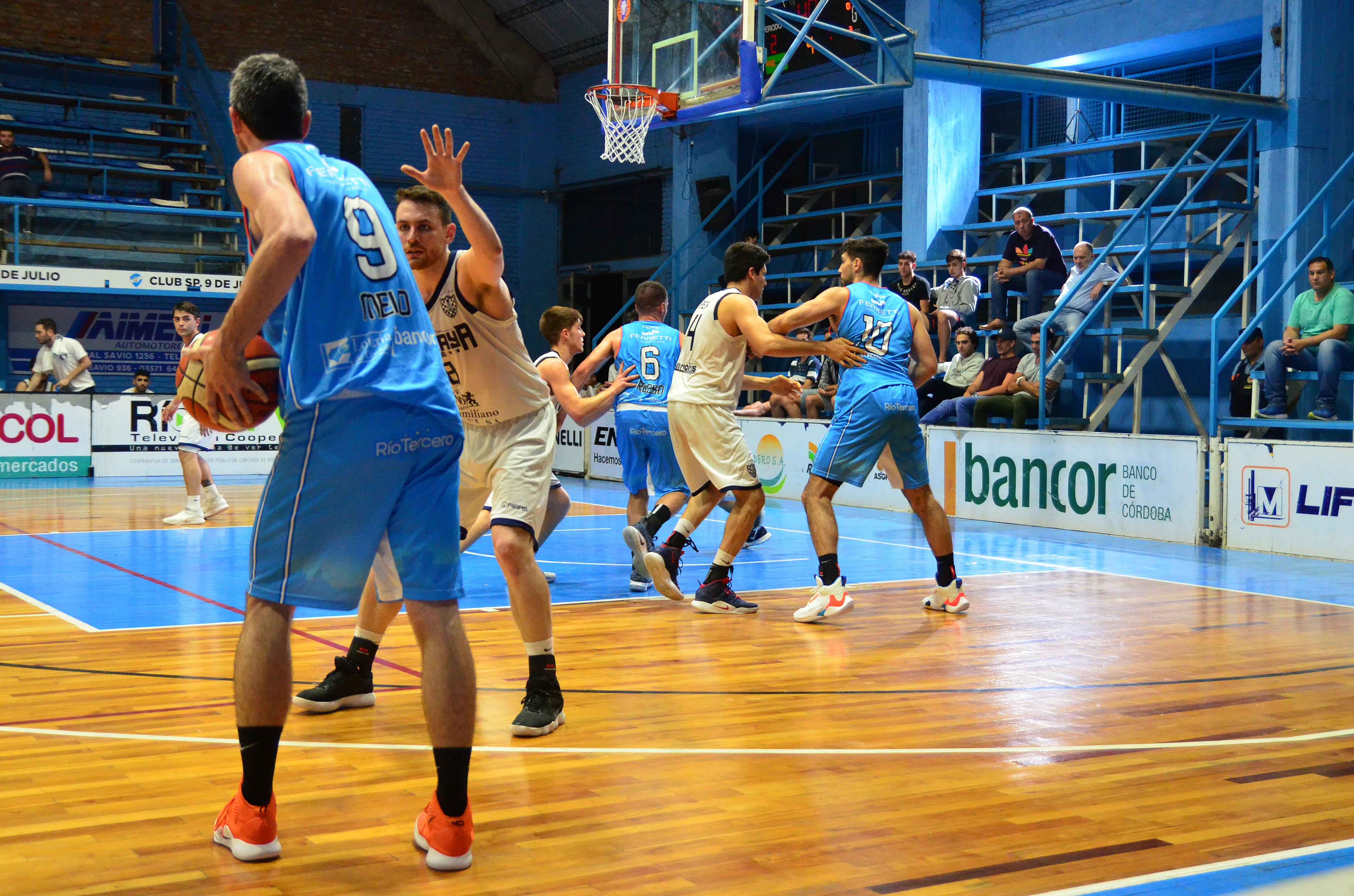 El Nueve visita a Sport Club en Cañada de Gómez